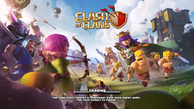 Clash of Clans Updates