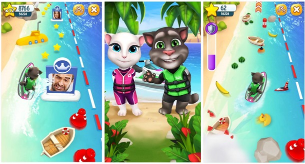 Download Talking Tom Jetski