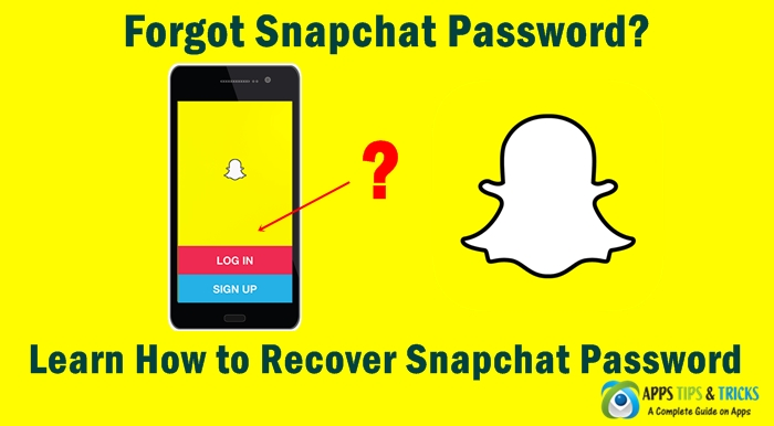 Forgot Snapchat Password See How to Recover Snapchat Password