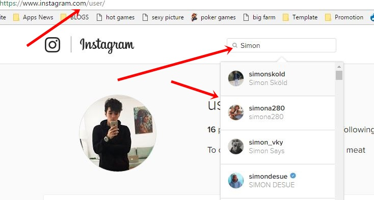 Instagram Search User: How To Search Or Find People On