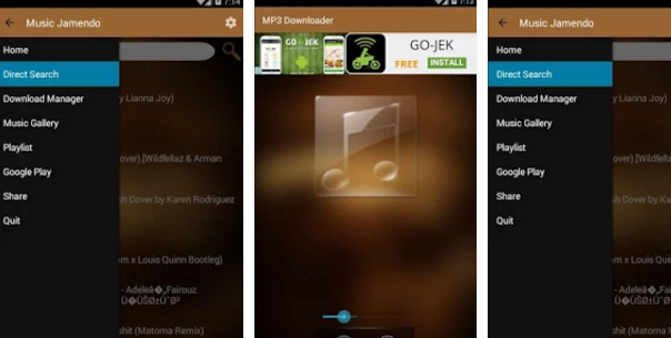 Skull Mp3 Music Downloader Pro