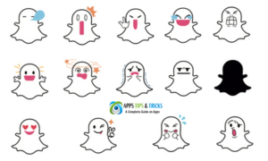 Snapchat Ghost Meaning – What Do the Different White Snapchat Ghosts Mean?