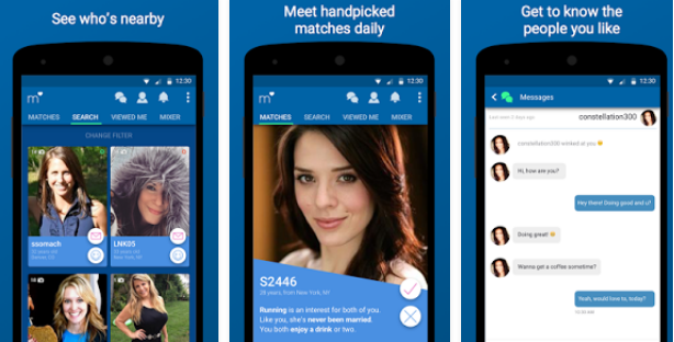 perfect match dating app Five apps to find your perfect match based on it doesn't just focus on dating the app has features like perfect match based on your dating.