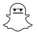snapchat ghost content