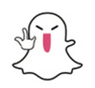 snapchat ghost rock on