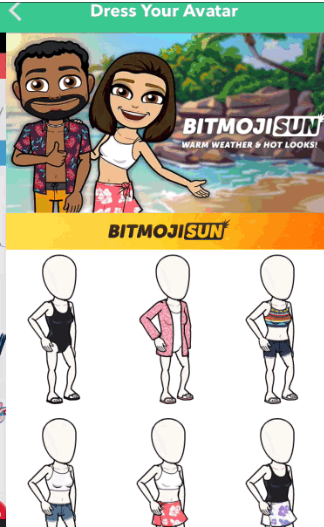 How To Update Bitmoji On Snapchat