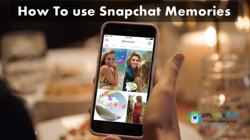 how to put a timer on your snapchat