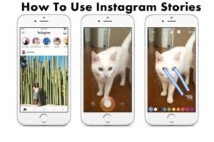 How To Use Instagram Location Stories, Stories and Hastag Stories