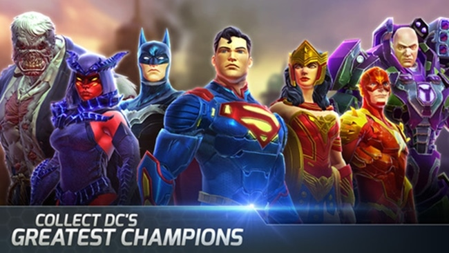 Download DC Legends Game for Android & iOS devices