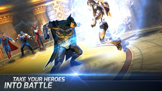 Download DC Legends for Android & iOS