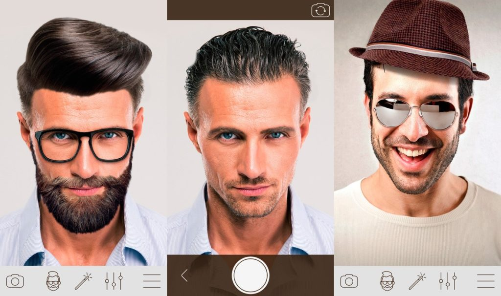 Best Hairstyle Apps 2018 For Men And Women To Try New Hair Style