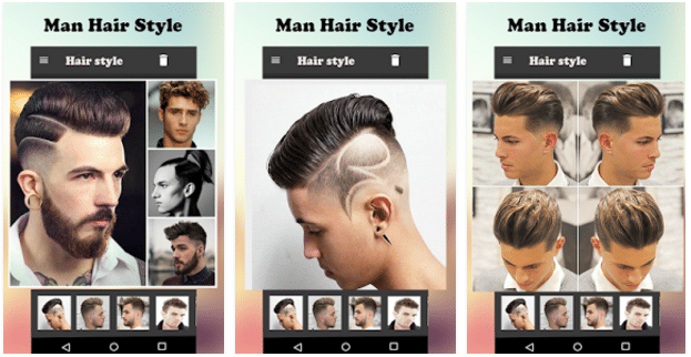 Miraculous 10 Best Hairstyle Apps For Men And Women To Try New Hair Style Short Hairstyles For Black Women Fulllsitofus