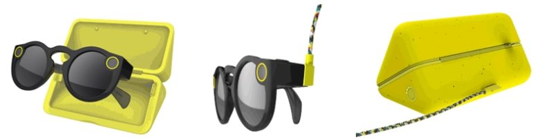 Snapchat Spectacles Accessories