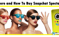 Where to Buy Snapchat Spectacles