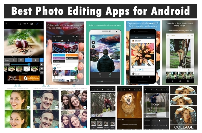 best photo editor app for android phones