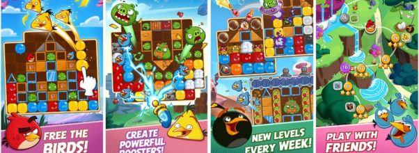 Angry Birds Blast apk download