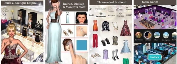 Fashion Empire Boutique Sim Download & Fashion Empire Tips