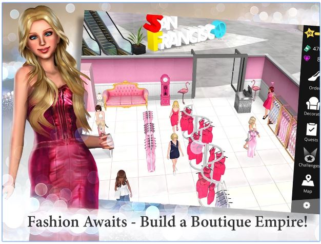 Play Fashion Designer Games With Judges