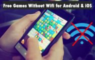 Free Games Without Wifi for Android & iOS