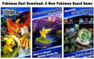 Pokémon Duel Download APK A New Pokémon Board Game