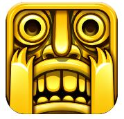 temple run - 18 Greatest iphone video games that do not require Internet