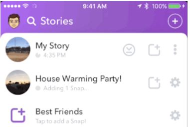 How To Add to a Snapchat Custom Story