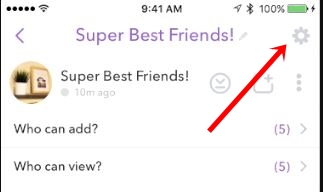 How To Delete a Snap from a Custom Story
