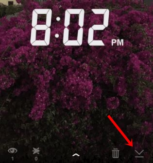 save Snap from a Custom Story