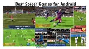 15 Best Soccer Games for Android Offline & Online 2018