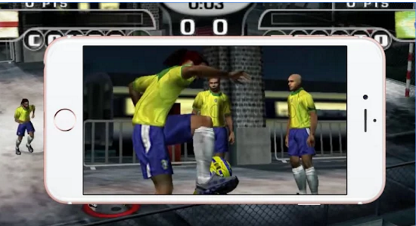 FIFA Street 2 for Android