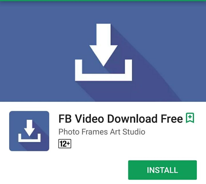 FB Video Download Free