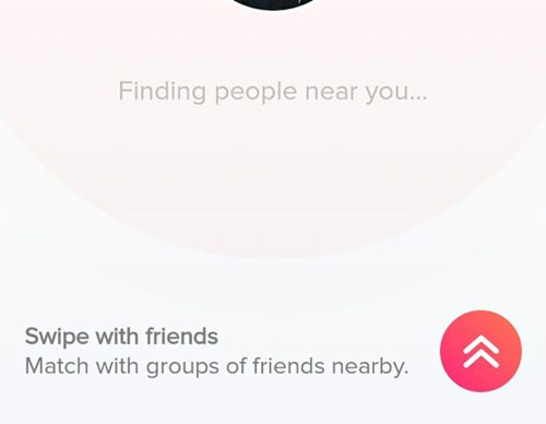 tinder social search