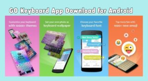 GO Keyboard App Download for Android