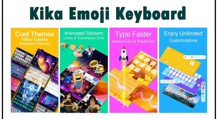 Kika Keyboard App Download for Android