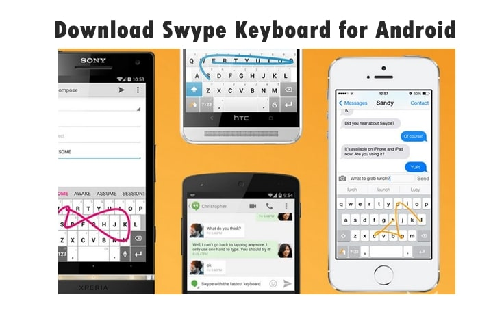 Download Swype Keyboard for Android (Latest Version)