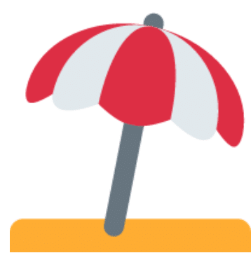 Snapchat Umbrella Trophy: