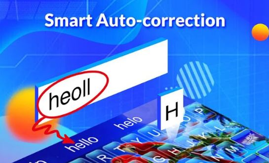TouchPal Keyboard auto correct