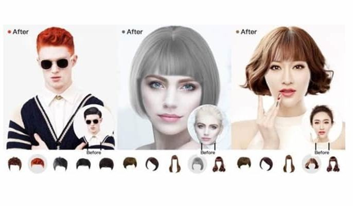 Best Hairstyle Apps 2020 For Men And Women Android Ios